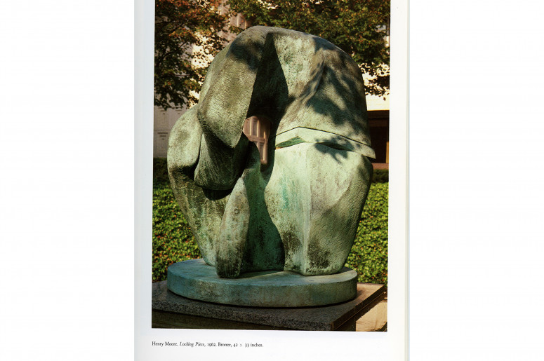 Book scan: Henry Moore